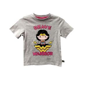 NWT Wonder Woman Brave Warrior T-shirt 2t